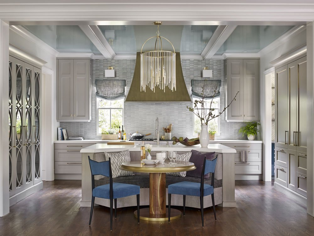 FARROW AND BALL : House Beautiful 2016 Kitchen of the Year - Palette Paint