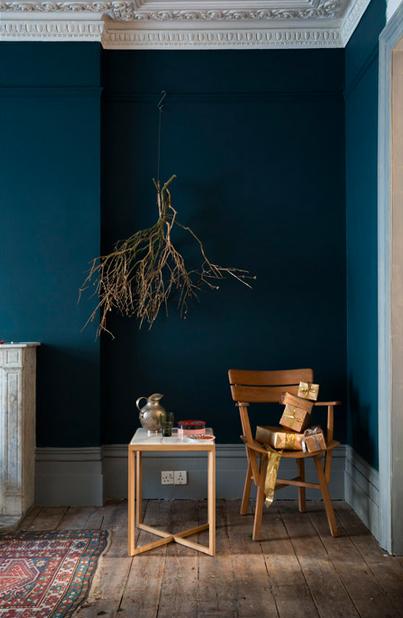 Hague Blue Palette Paint