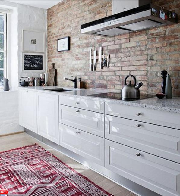 Fine Kitchen Cabinets: Hollandlac Brilliant Shines