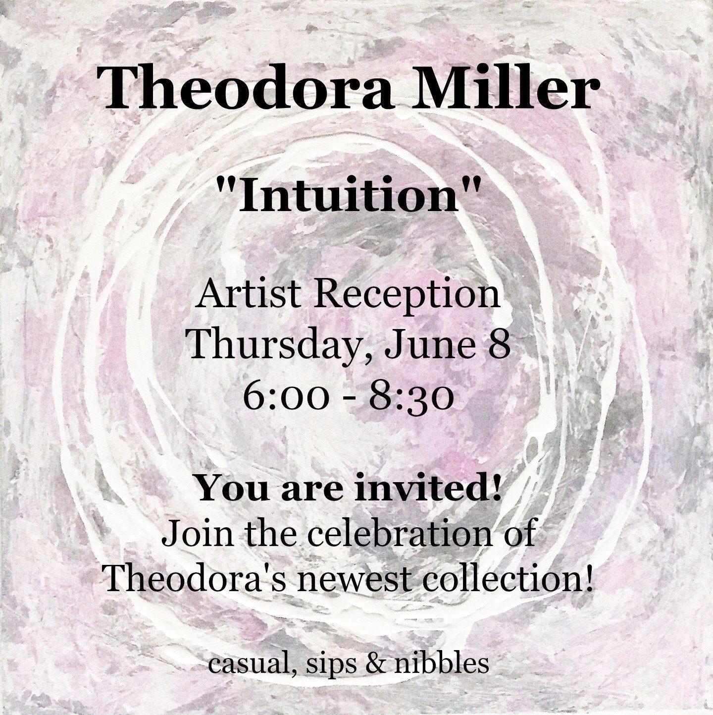 Artist Theodora Miller